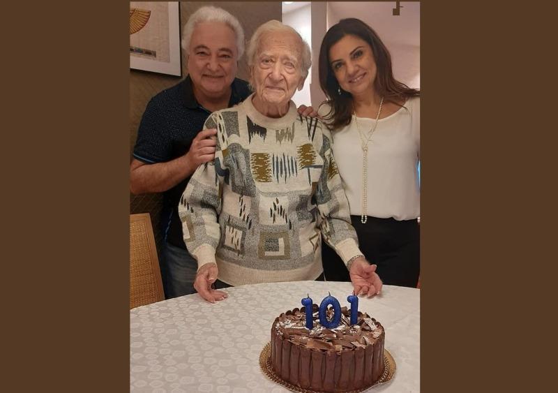 Մէկ դար Հայաստանով եւ հայութեամբ. Վահրամ Բրուտեան դարձաւ 101 տարեկան