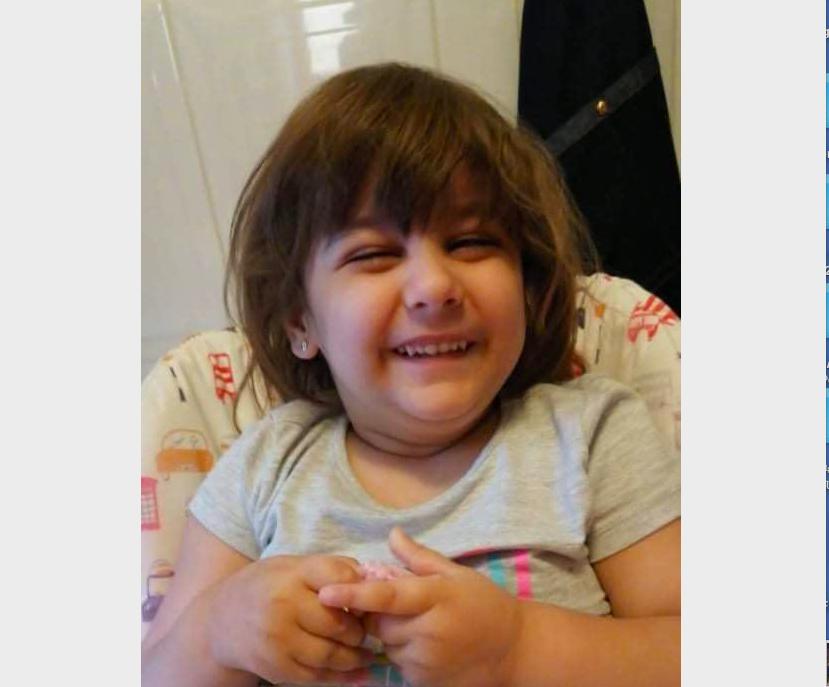 3-ամեայ փոքրիկը՝ երկինքի մէջ հրեշտակ...