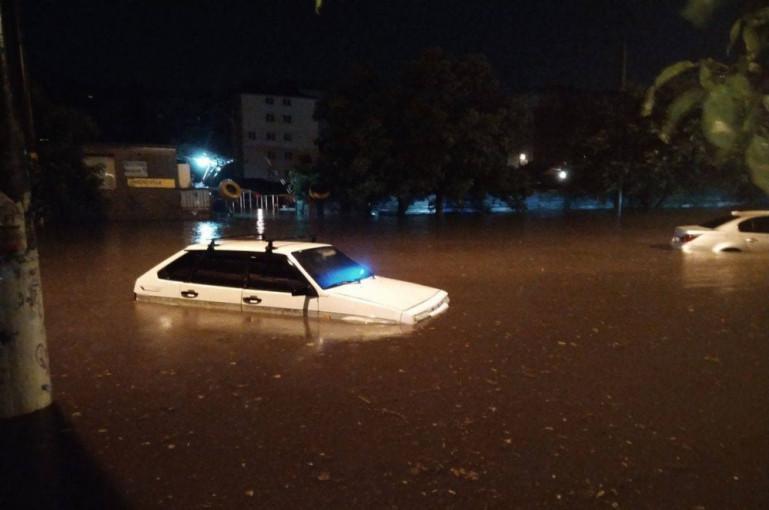 Օտեսայի փողոցները  գետեր դարձած են