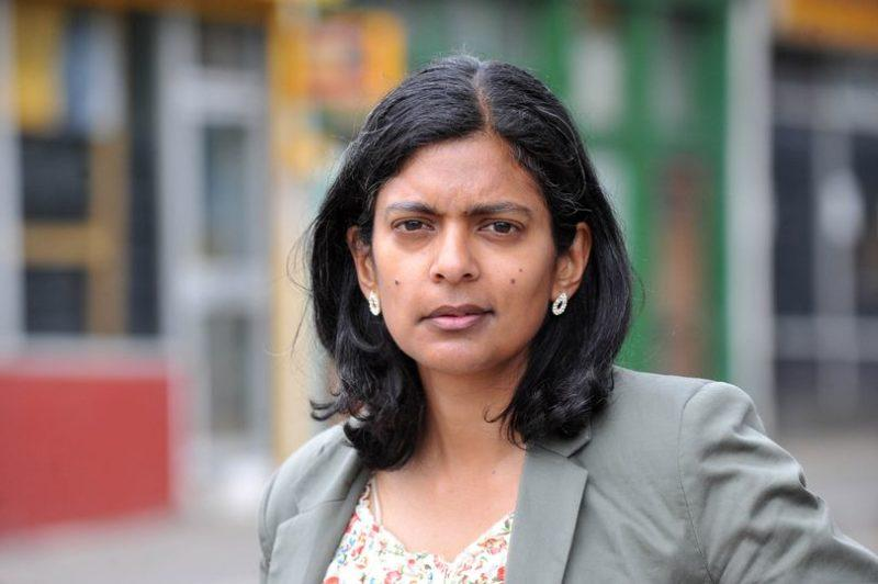 British MP Rupa Huq calls on government to recognize the Armenian Genocide