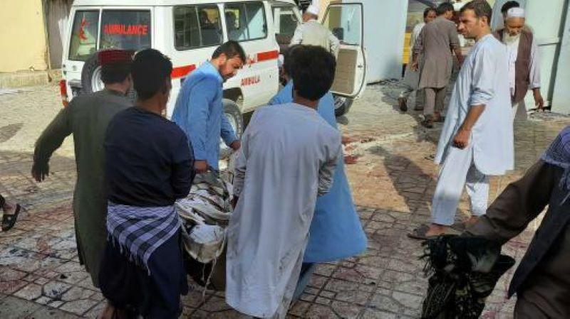 Պայթում Աֆղանիստանի մզկիթի մը մէջ. Կայ 100 զոհ