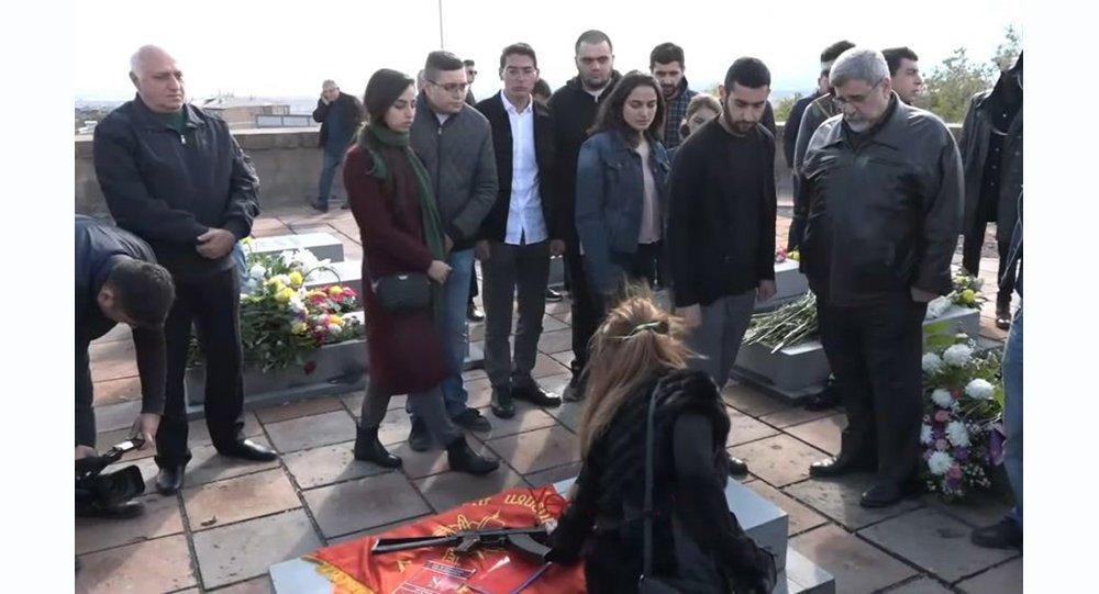 Հայաստանի մէջ  35  նորագիրներ միացան ՀՅԴ  շարքերուն