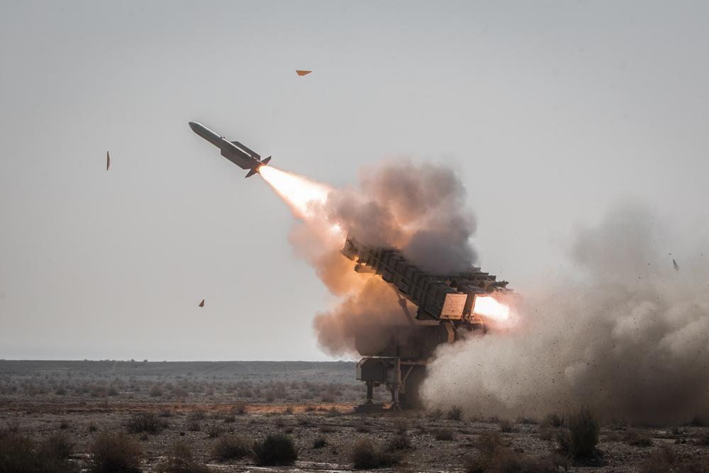 Իրանի հակօդային պաշտպանութեան ռազմափորձերը յաջող անցան