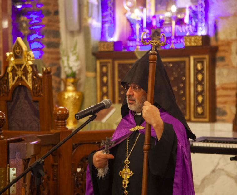 Պոլսոյ մէջ. Տ. Զաքէոս Ծ. Վրդ. նախագահութեամբ Սրբոց Թարգմանչացի տօնը նշուեցաւ