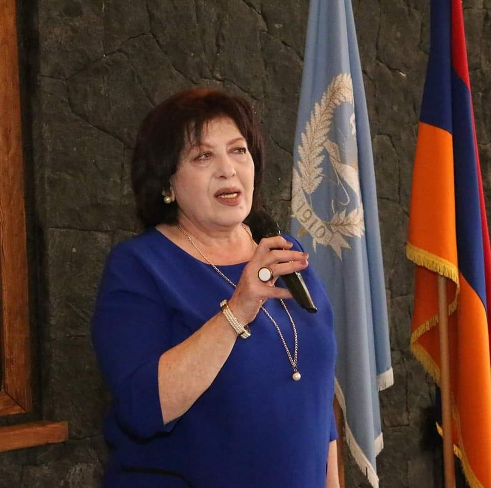 Մահացած է  ՀՕՄ-ի Հայաստանի մարմնի Ատենապետուհի՝ Մարինէ  Համբարձումեանը