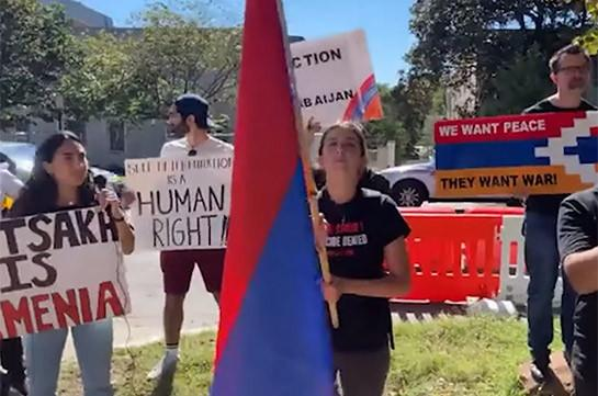 Ամերիկահայերը կը դատապարտեն… (Տեսանիւթ)