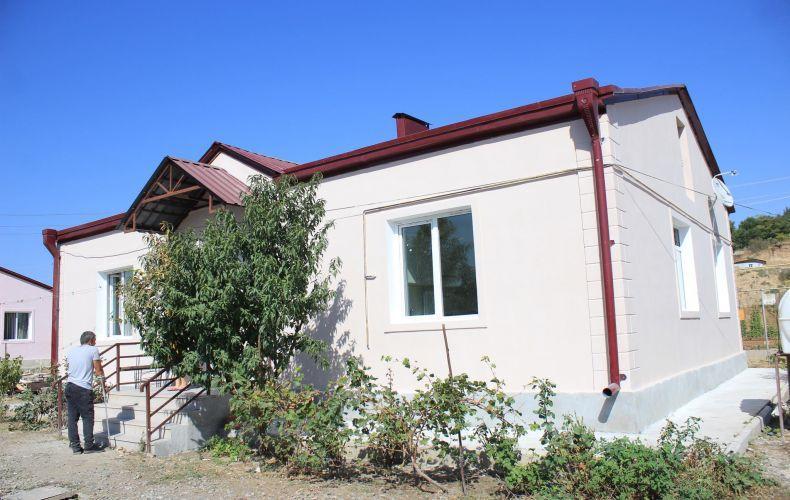 ԱՀԱԸ-ի եւ «Թիւֆէնքեան»ի միացեալ ճիգերով Մարտունիի մէջ բնակարան  վերանորոգուած է