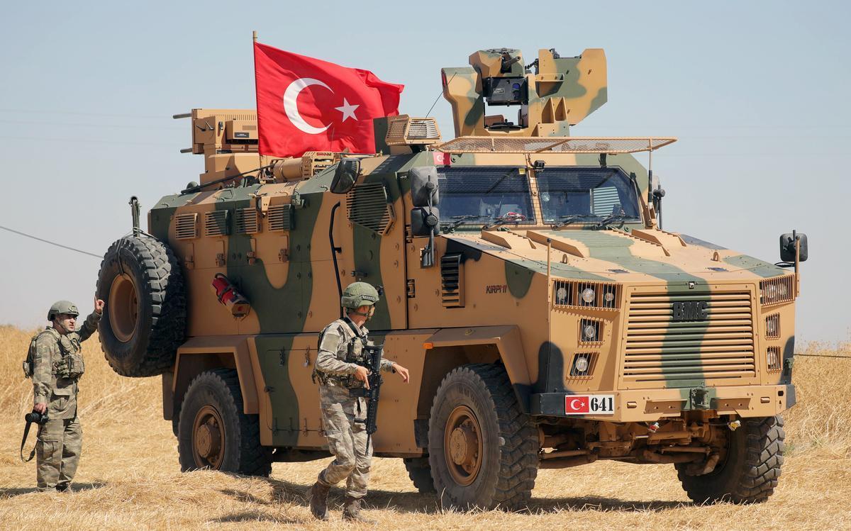Դամասկոս թրքական զօրքերու հեռացումը պահանջեց