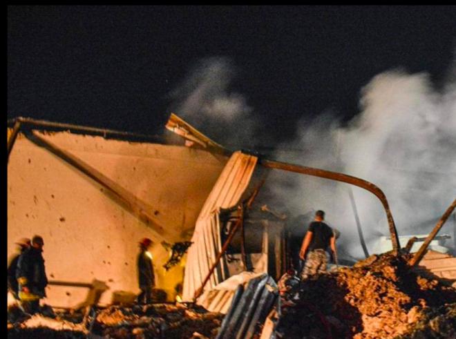 Իսրայէլի հարուածներուն հետեւանքով զոհուած  է 8 անձ