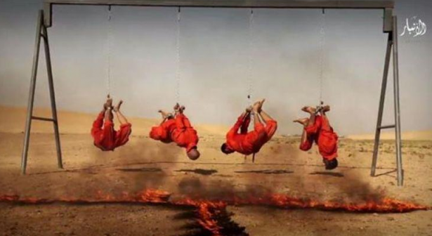 Նոր  Բարբարոսութիւն.  ISIS    «Խորոված» է  Չորս  Իրաքցիներ