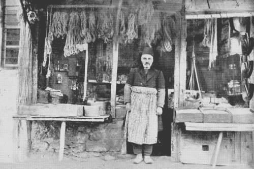 Բախալ Հովհաննեսն ու նրա խանութը Խարբերդում