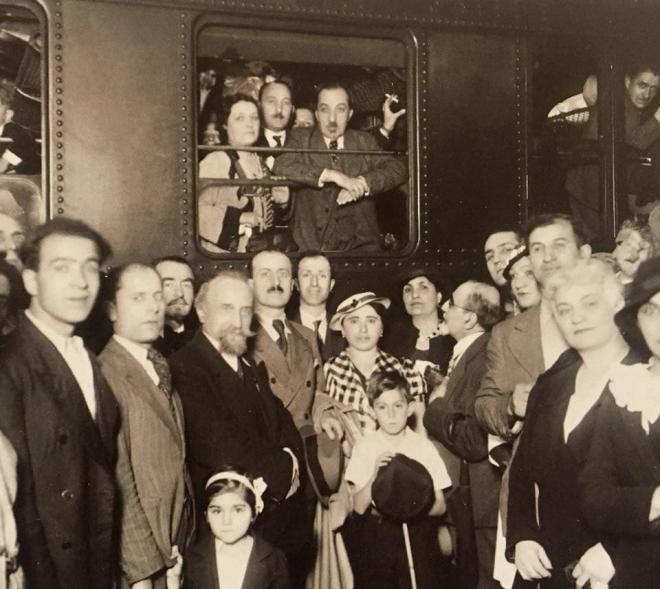 Ֆրանսահայ համայնքը հայրենիք է ճանապարհում Ավետիք Իսահակյանին