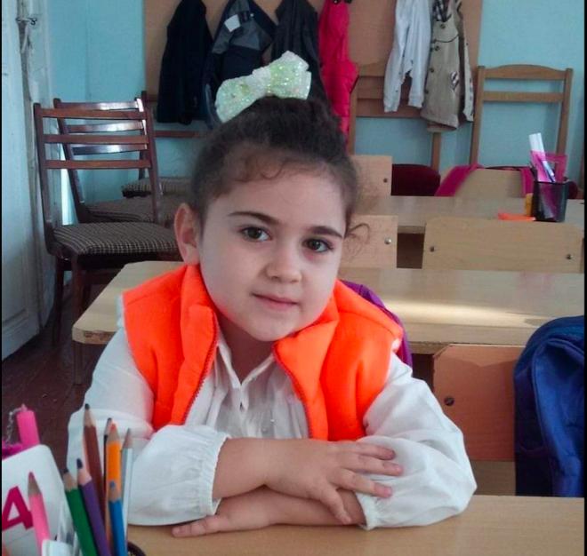 Փոքրիկ  հրեշտակը սպանվեց, որովհետեւ հայ էր.Վահե Գրիգորյան