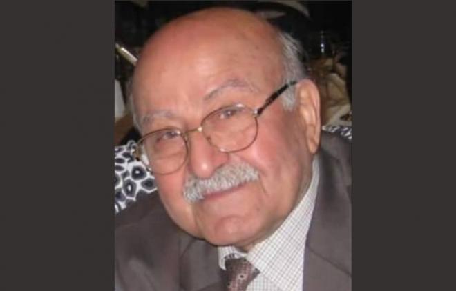 Հալէպի մէջ մահացած է համայնքի սիրուած անդամներէն Բրշ. Վարդան սրկ. Համպոյեանը